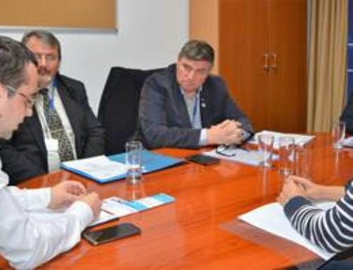Informare: Intalnire Federatia PUBLISIND- Ministrul Gabriel Petrea – Ministerul Consultarii Publice si Dialogului Social