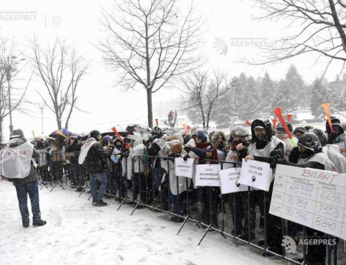 Consilierii de probatiune- proteste pentru recunoastere profesionala