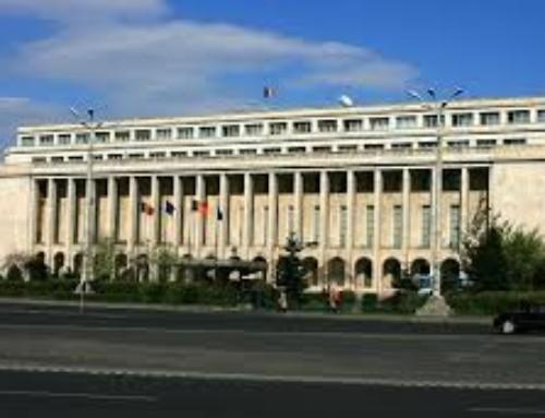 Acte normative adoptate in sedinta Guvernului Romaniei 16.05.2018