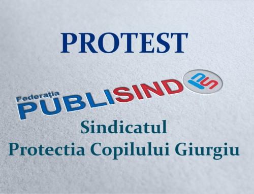 Angajații DGASPC Giurgiu au devenit asistați sociali