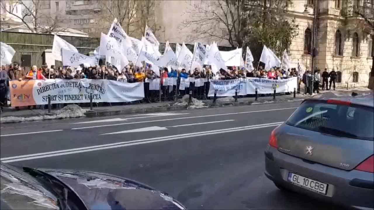 Sindicatul National Sport si Tineret – Scrisoare deschisă adresată Guvernului României