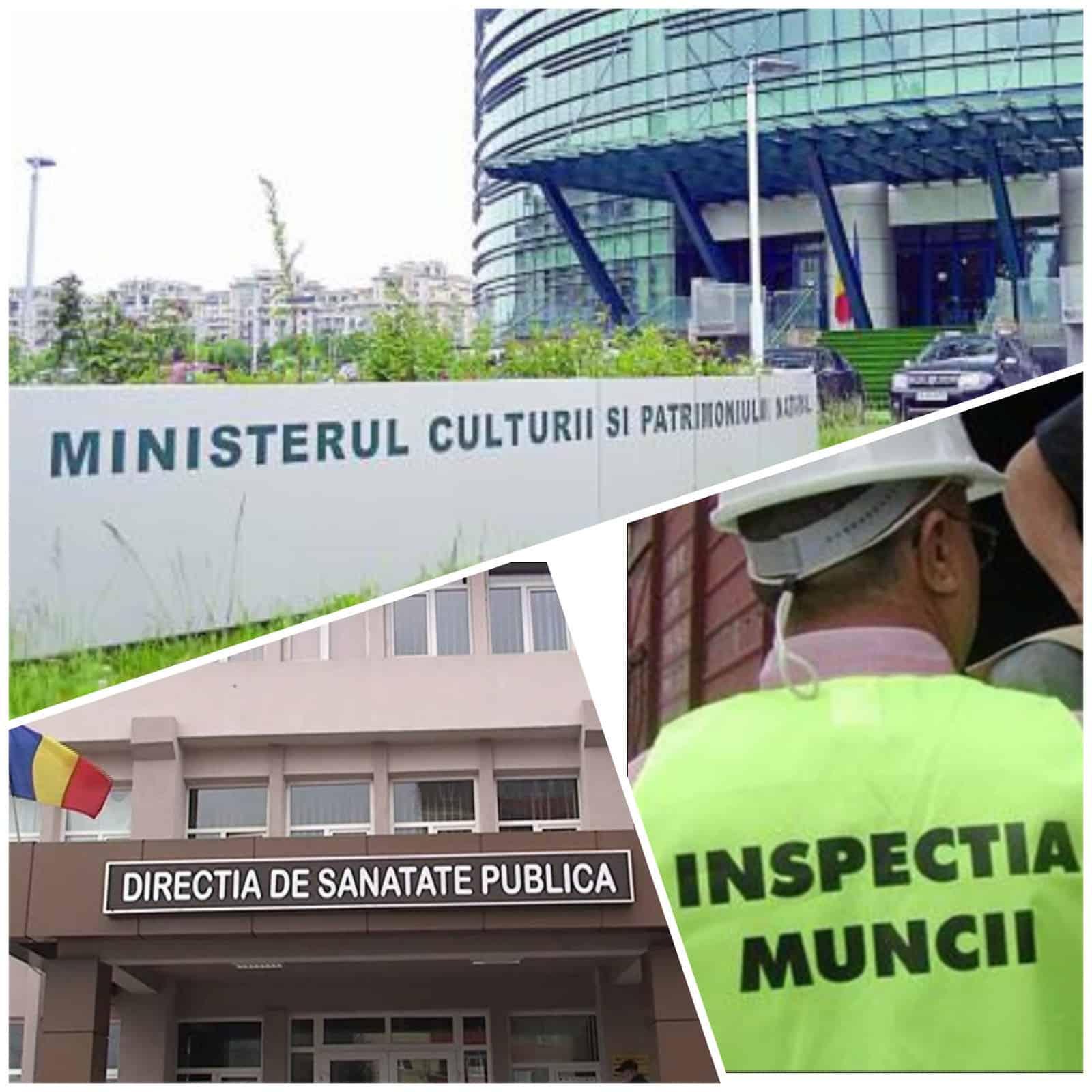 Ilegalități la nivelul Ministerului Culturii, tolerate de autorități