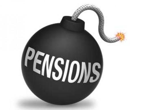 Pensiile militare si de serviciu – risc de eliminare