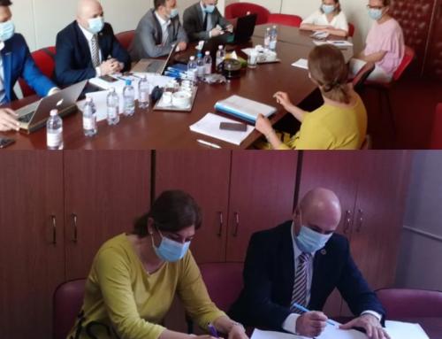 Primul Contract colectiv de muncă al DJST Constanța