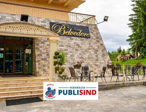 Oferte speciale pentru membrii PUBLISIND: Hotel Belvedere, Predeal