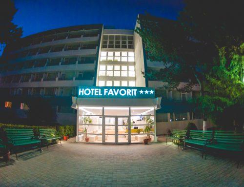 Ofertă specială pentru perioada 01-07.09.2020, Hotel Favorit din stațiunea Venus