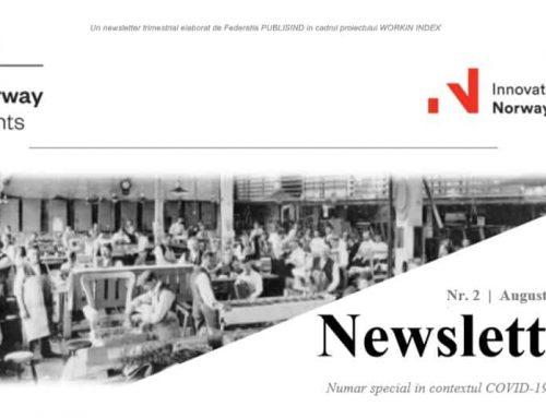 Ediție specială: Newsletter/Buletin informativ Workin Index – luna august 2020