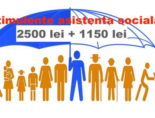 Stimulent de 2500 lei si in stare de alerta (cumulativ cu stimulentul de 1150 lei). Guvernul Orban ataca la CCR