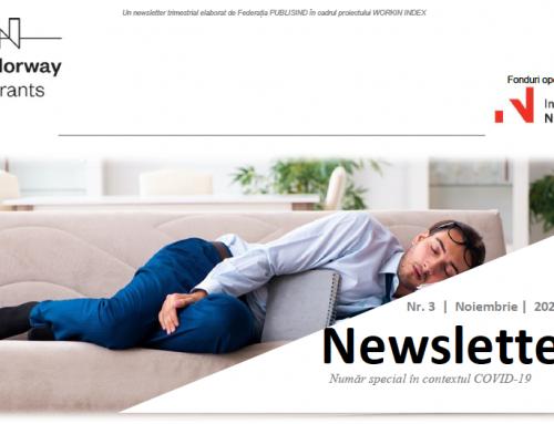 Ediție specială: Newsletter/Buletin informativ Workin Index – luna noiembrie 2020