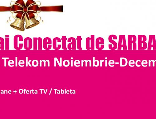 Telekom: prețuri speciale pentru membrii Federației PUBLISIND, noiembrie-decembrie 2020
