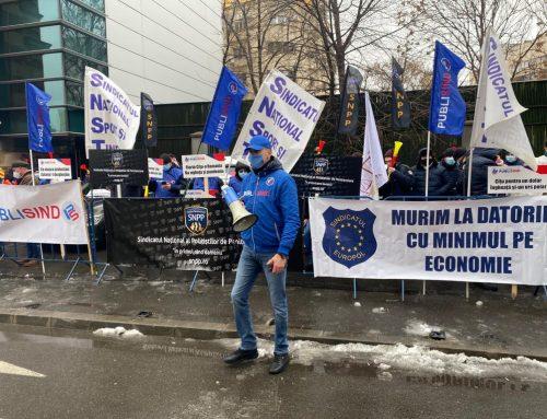 Raluca Turcan in dialog cu delegatia PUBLISIND. Protestele continua!