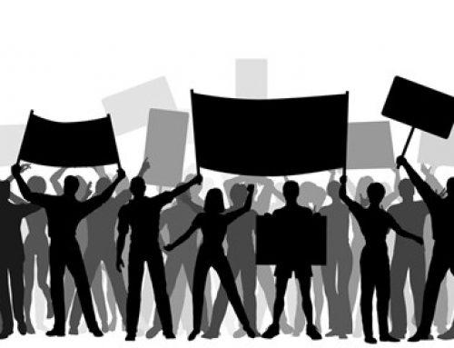 În stradă, pentru salarii decente. Miercuri 13 ianuarie ora 10,00 – la Ministerul Muncii