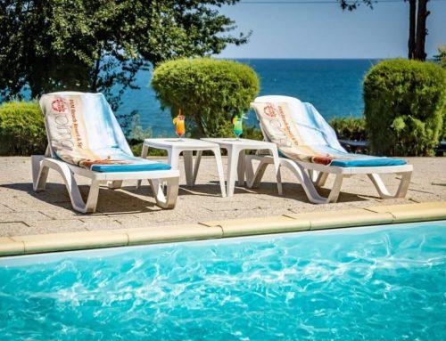 Hotel Pam Beach – Olimp / oferta pentru membrii PUBLISIND