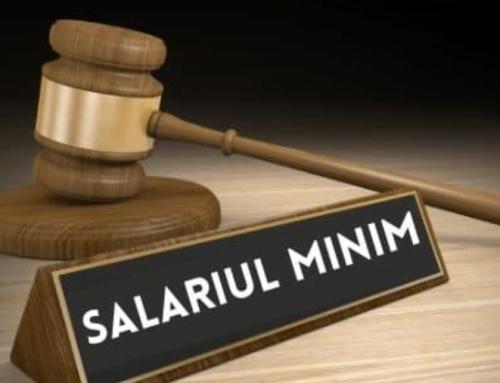 Salariul minim în detaliu. Propunerile BNS pe masa Ralucăi Turcan