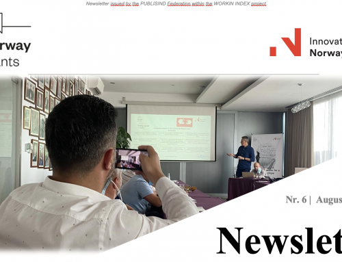 Ediție specială: Newsletter/Buletin informativ Workin Index – luna august 2021